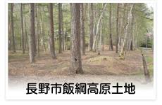 長野市飯綱高原土地